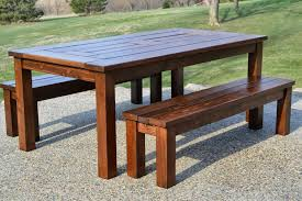 Wood Patio Table How To Make Coffee Tables With Storage