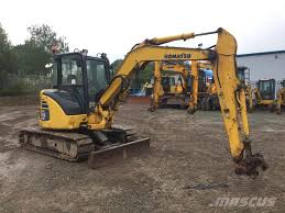 komatsu pc 55 mr 3 mini excavators u003c 7t mini diggers price
