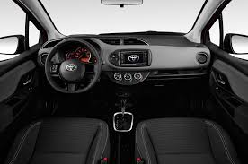 toyota yaris or ford 2017 toyota yaris reviews and rating motor trend