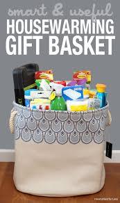 housewarming basket housewarming gift basket how to nest for less