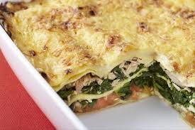 cuisine lasagne facile recette de lasagne de thon et épinards facile