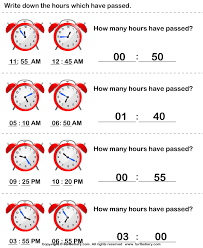 free worksheets worksheets on elapsed time for grade 2 free