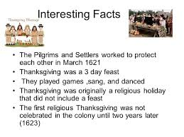 facts about the pilgrims the best fact in 2017