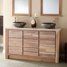 Teak Bathroom Cabinet Teak Vanities Bathroom Vanities Signature Hardware