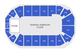 pepsi center floor plan seating charts 1stbank center