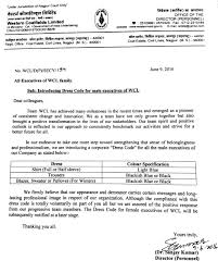 for wcl employees western coalfields limited