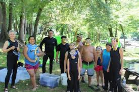Tennessee snorkeling images Fall 2016 newsletter ncafs jpg