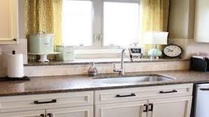 kitchen window treatment ideas the sink kitchen window treatments home designs
