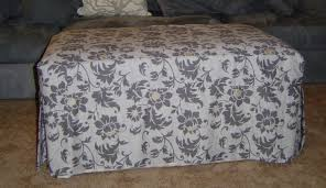 Covers For Ottomans Ottomans Square Footstool Covers Ottoman Slipcover Target