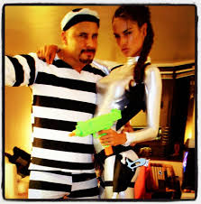 Tomb Raider Halloween Costumes Alessandra Ambrosio Lara Croft U0027tomb Raider U0027