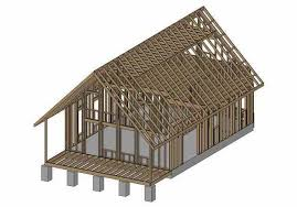 download small hunting cabin floor plans free plans diy adirondack