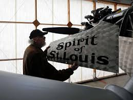 clifton park spirit halloween spirit of st louis replica soars 88 years after lindbergh times