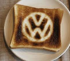 Logo Toaster Volkswagen Minibus Toaster Burns Vw Logo On Toast Foodiggity