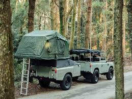land rover old land rover series iii adventure rig