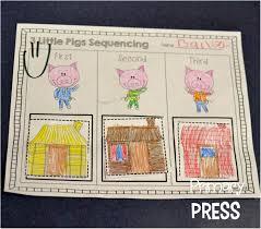 week 4 primary press