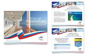 cruise travel powerpoint presentation powerpoint template