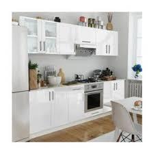 meuble blanc de cuisine meuble de cuisine blanc achat vente meuble de cuisine blanc