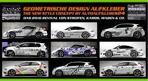 design folien autoaufkleber 24 stickerbomb tarnfolien seitendekore
