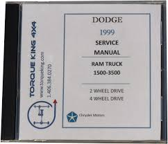 1999 dodge ram service manual dodgemanuals94to02 torque king 4x4