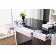 Simple Computer Desk 15 Best Ideas Of White Gloss Computer Desk