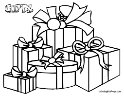 pages christmas color christmas tree coloring page with christmas coloring page jpg