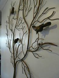 large outdoor metal artwork contemporary metal wall large