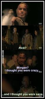 Walking Dead Meme Rick Crying - deadshed productions crazy rick edition the walking dead 5x15