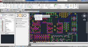 layout en autocad 2015 2020 office space planning furniture layout software
