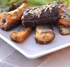 cuisiner des anguilles anguilles à la persillade recette bordelaise la cuisine de