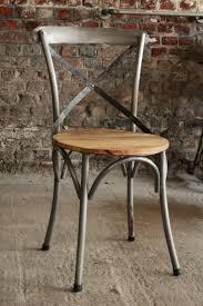 chaise bistrot chaise bistrot bois et métal chaise bistrot industriel et chaises