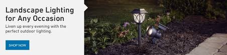 Lowes Led Landscape Lights Shop Outdoor Lighting At Lowes
