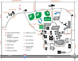 Oregon State University Campus Map by Auburn University Campus Map My Blog