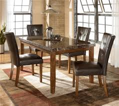 ashley dining room furniture set ashley d328 25 01 lacey rectangular dining room table set