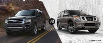 nissan armada best year ford expedition vs 2016 nissan armada