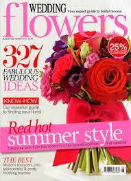 wedding flowers magazine studio real wedding feature wedding flowers