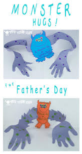 15 father u0027s day diy gifts monsters homemade and child