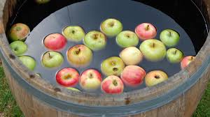 why apple bobbing is actually a female fertility ritual munchies