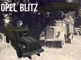 opel truck ww2 opel blitz rig rigs mine imator forums