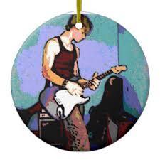 rock and roll ornaments keepsake ornaments zazzle