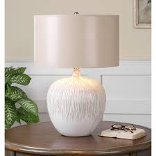 Uttermost Table Lamps Uttermost Georgios 26194 1 Textured Ceramic Table Lamp Hayneedle