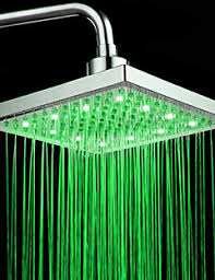 Flush Ceiling Shower Head by Led Shower Heads Online Led Shower Heads For 2017