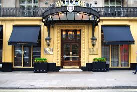 Family Hotels Covent Garden Victorian Awnings London U2013 Waldorf Hotel Alfresco Solutions