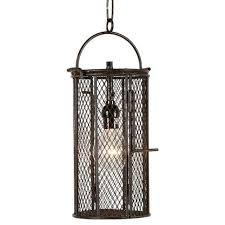 Large Black Pendant Light Chandeliers Design Awesome Black Foyer Lantern Wood Chandelier