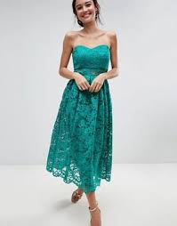 green dresses for weddings strapless dresses maxi prom bandeau dresses asos