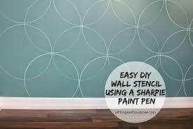 stencils for home decor easy free wall stencil hometalk