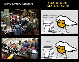 glorious pc gaming race amazon black friday video games official pc vs console thread archive