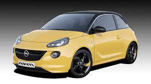 vauxhall adam vauxhall adam grand slam warm hatch priced in the uk autoevolution