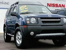 2000 2003 nissan xterra pre owned truck trend