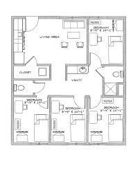 rmc residence hall prices view a floor plan