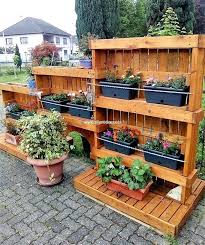 Wood Pallet Garden Ideas Pallet Ideas For The Garden Wood Pallet Garden Box Ideas Pallet